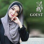 Jilbab hoodie zora