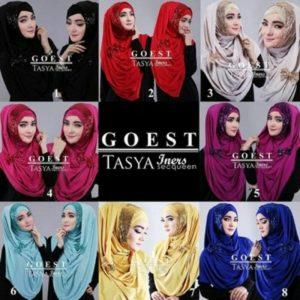 Jilbab tasya iners
