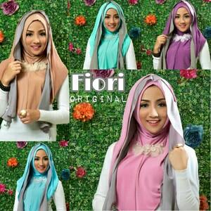 Jilbab instan elbe fiori