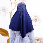 Jilbab Instant Tiara jersey zoya