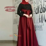 Jb BAJU MUSLIM / GAMIS / LONG DRESS / MAXY ANASTASYA BALLOTELLI PR001
