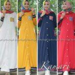 JB dress longdress gamis maxy KAMARI DRESS combad PR001