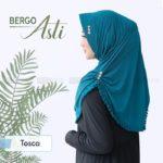 Jilbab Instan / Hijab Bergo Asti with pad stella