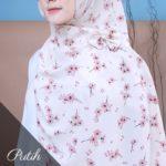 Jilbab Instan / Pashmina Instant Moza bubbleprint