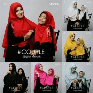 Yl khimar squin couple