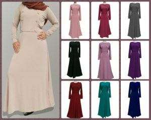 GS gamis polos jersey