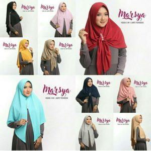 Jilbab instan marsya hijab