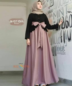 Jb BAJU MUSLIM / GAMIS / LONG DRESS / MAXY ANASTASYA BALLOTELLI PR001