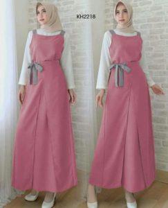 Jb dress longdress maxy gamis AMANO SET PR001